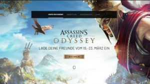 Read more about the article Assassin's Creed: Odyssey kostenlos spielen
