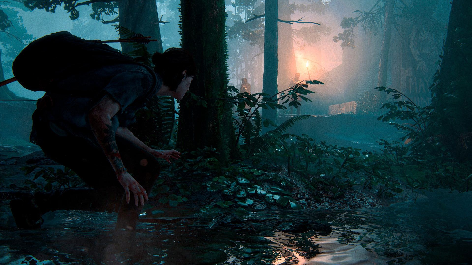 Barrierefreiheit in The Last of Us 2